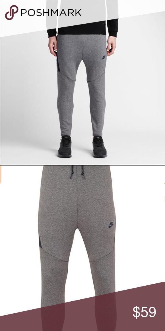 4ad2b9b352 Nike Tech Fleece Cropped Lifestyle Pants Sweatpant Men's Nike Tech ...