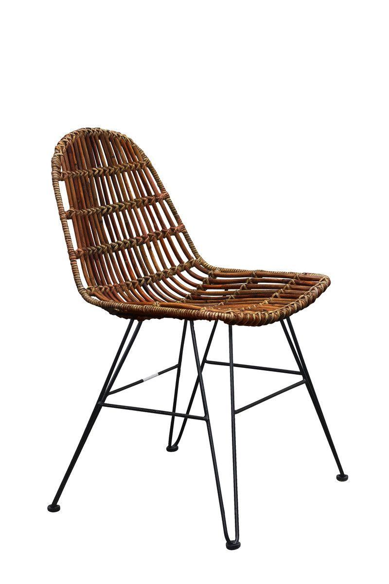 Schau Mal Was Ich Bei Roller Gefunden Habe Stuhl Braun Rattan Mit Bildern Vintage Stuhle Stuhle Aussenmobel