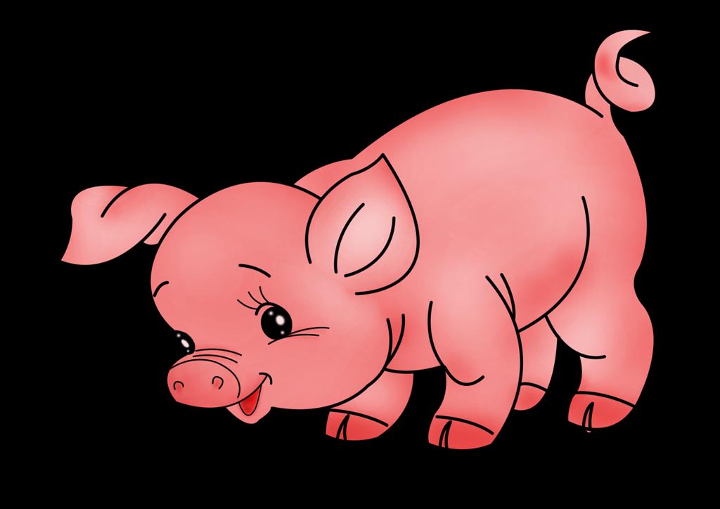 Смешные рисунки домашних животных для детей