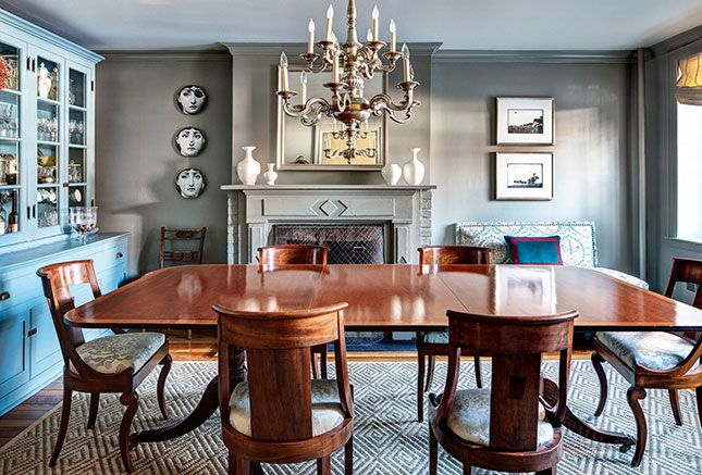 Brooklyn Brownstone Dining Room   McGrath II