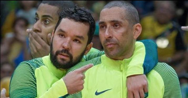 A festa do campeão olímpico brasileiro foi interrompida na última sexta-feira…
