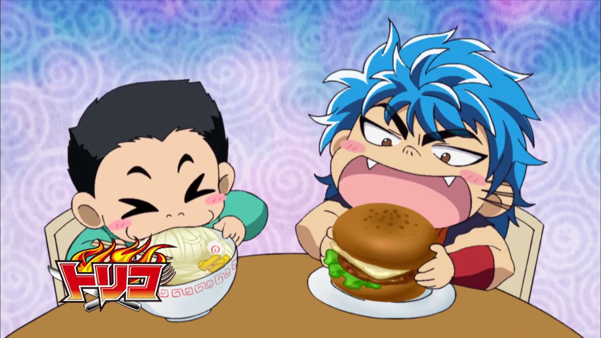 Toriko wallpaper 4 Anime wallpaper, Anime, Wallpaper
