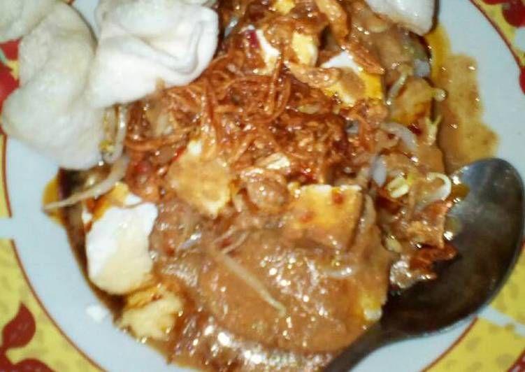 Resep Kupat Tahu Subang Mak Lina Oleh Lina Resep Resep Makanan Makanan Dan Minuman Resep Masakan