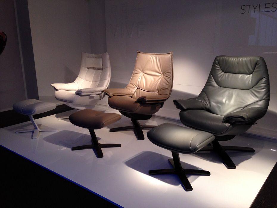 Natuzzi revive recliners milan dec 2013