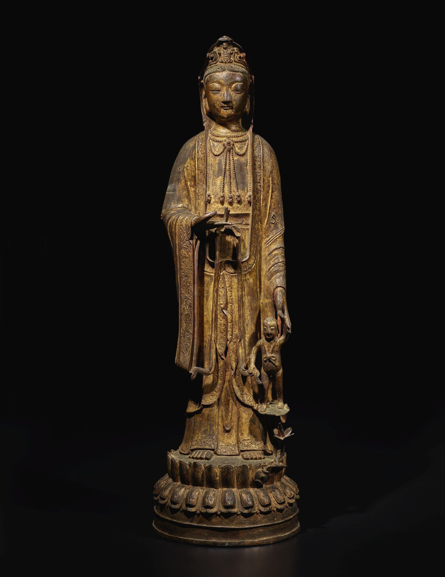 The bodhisattva Maitreya, Anonymous, 200 - 399
