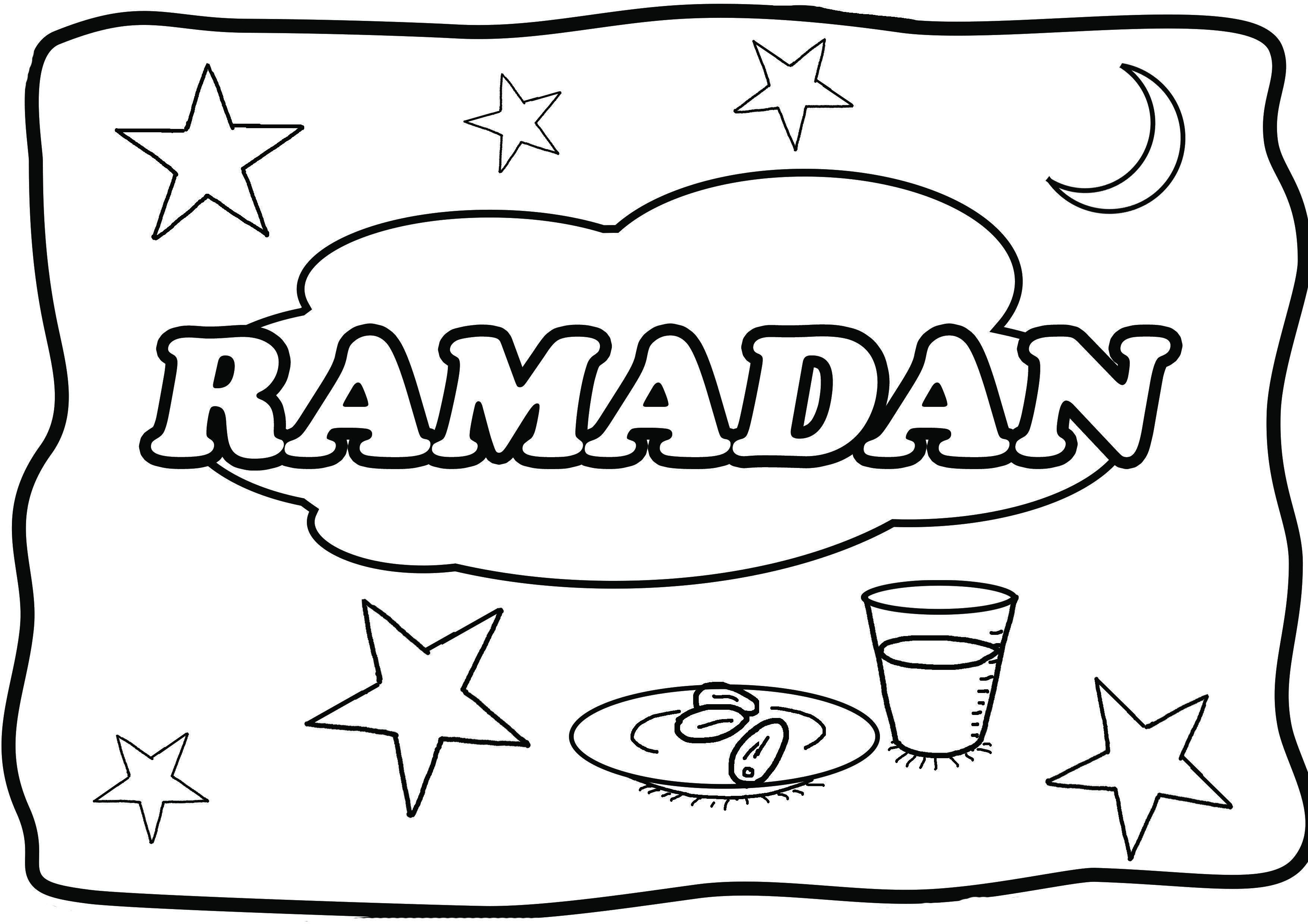 Ramadan Coloring Pages Best Of Ramadan Ramadan Kids Coloring Pages