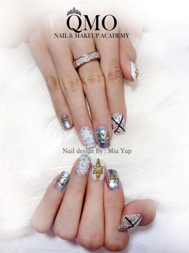 Pin by H Yunn on nails Nails, Nail designs, Makeup academy