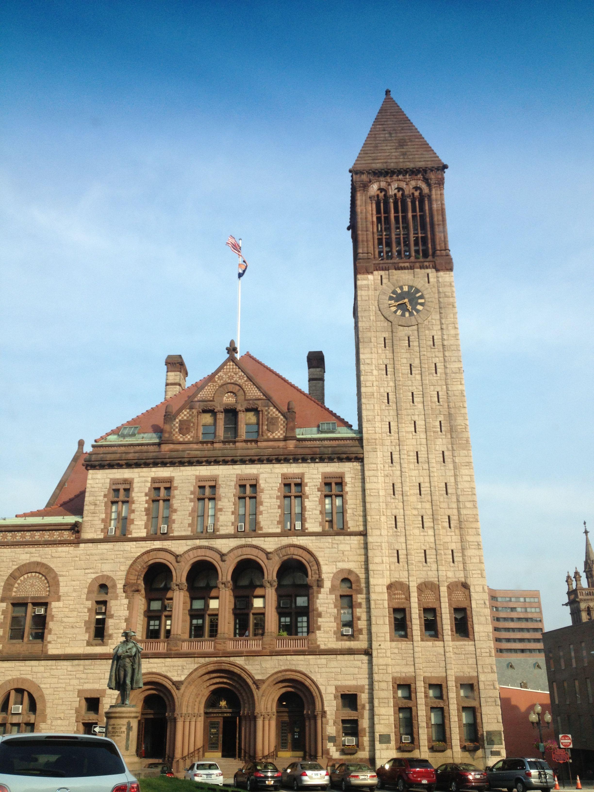 City Hall Albany Ny