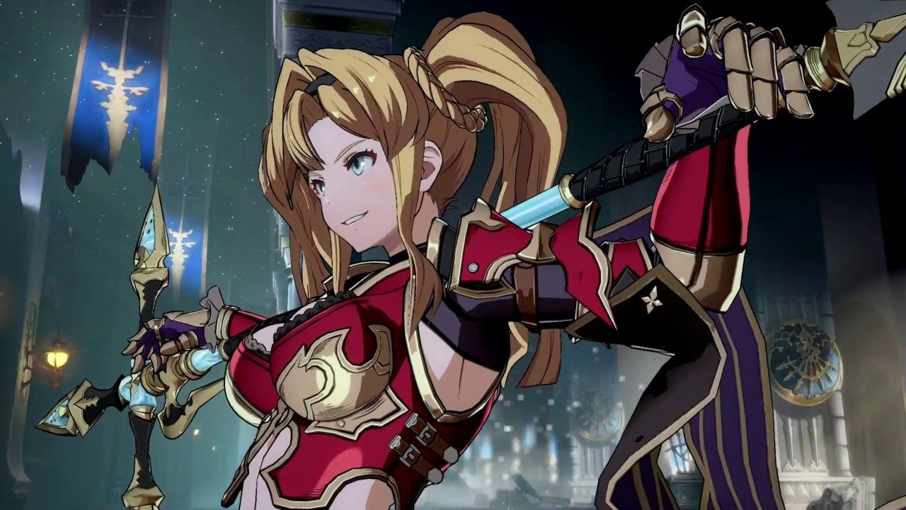 Granblue Fantasy Versus Zeta Character Trailer See Zeta