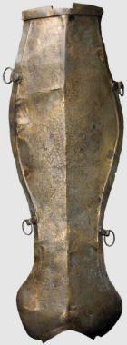 Roma Victrix schiniere con protezione per il ginocchio