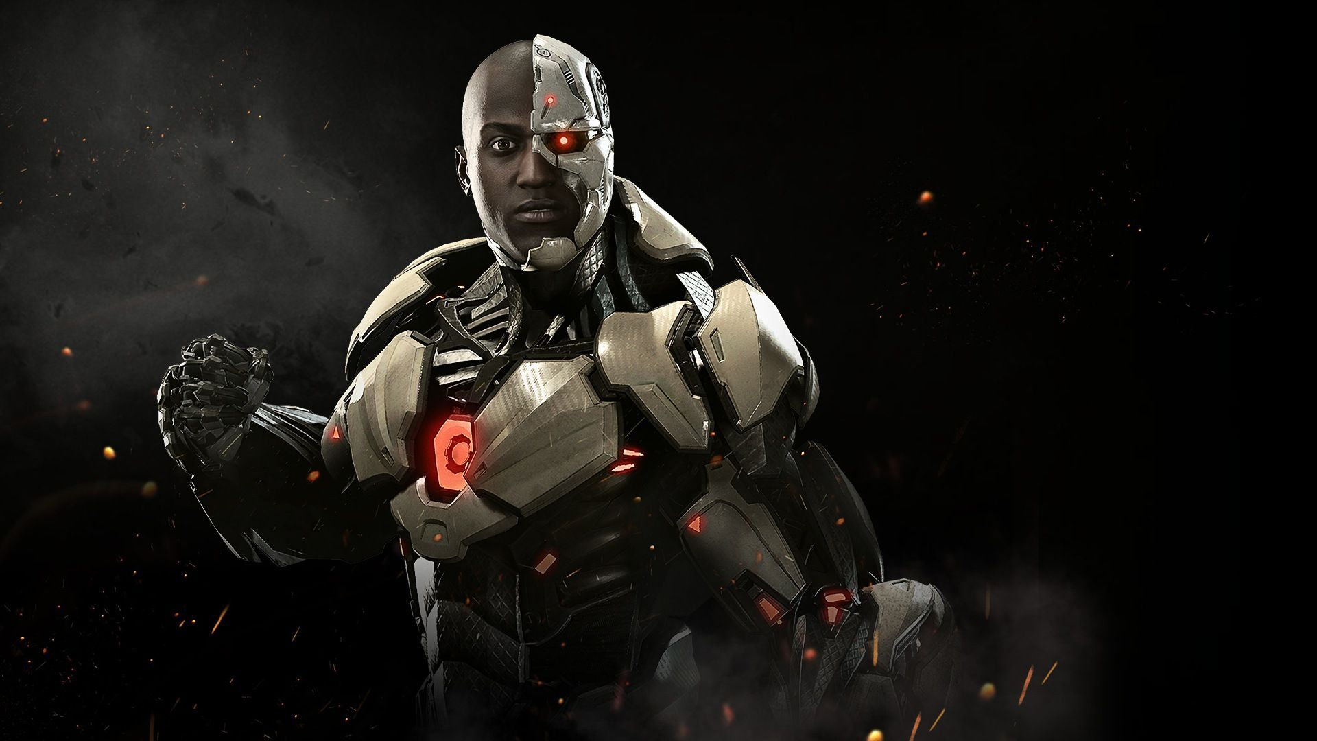 Cyborg Hd Wallpapers Injustice Game Injustice 2 Game