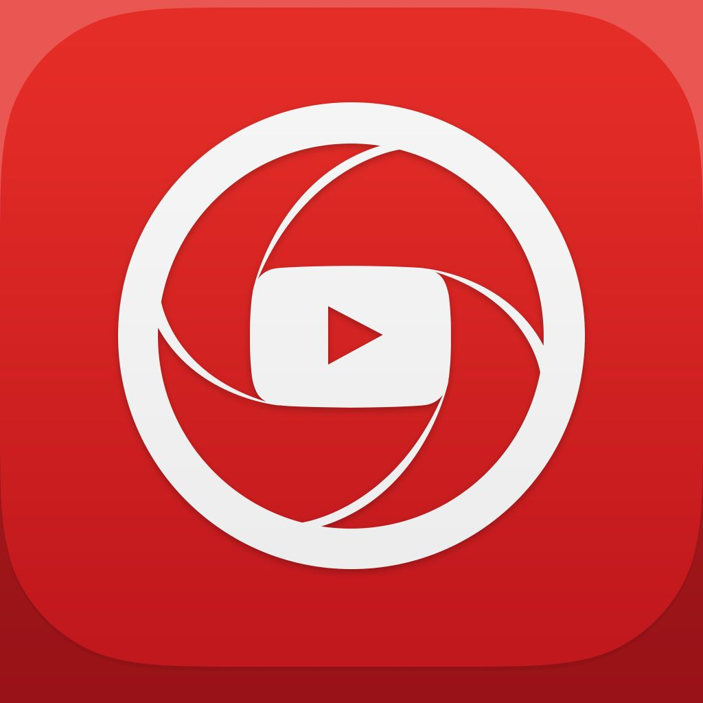 YouTube Capture on the App Store (With images) Ios icon