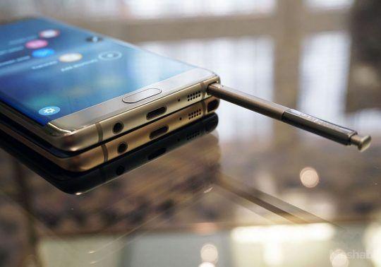 Galaxy Note 7lerin Yenilendig Cc 86ini Nasil Anlariz Samsung Teknoloji Turkiye