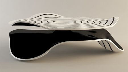 Futuristic Coffee Tables