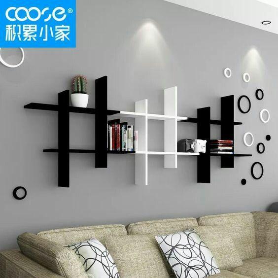 عمل أرفف ديكور جدة السعودية Wall Shelves Design Wooden Wall Shelves Home Decor Furniture