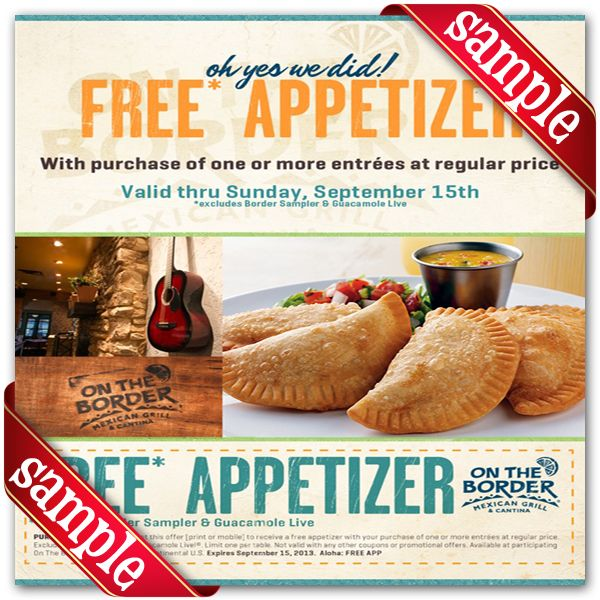 on the border printable coupon december 2016 coupons for free