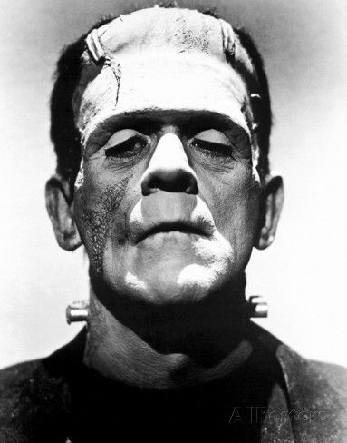 Frankenstein Photo at AllPosters.com