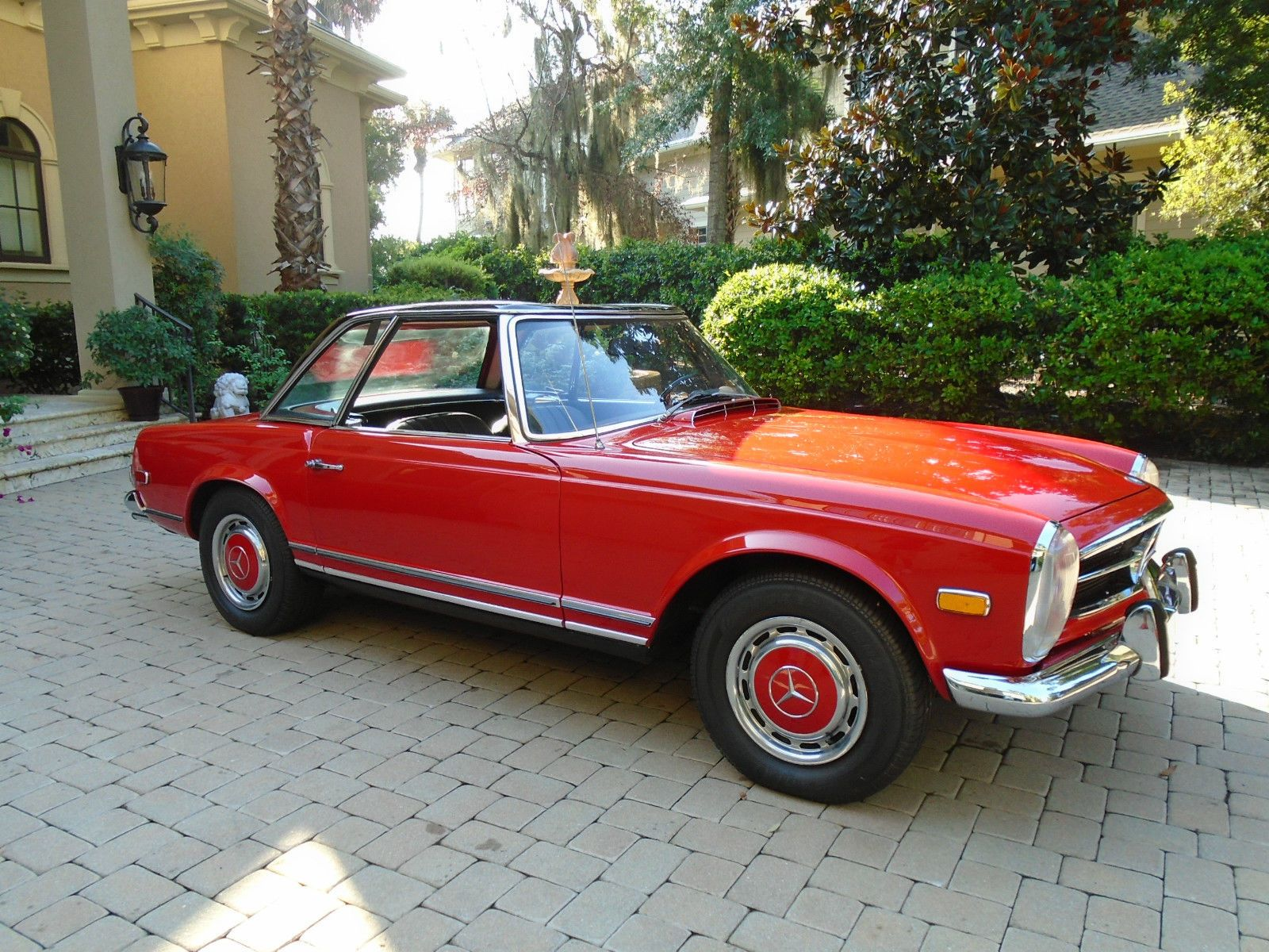 1971 Mercedes-Benz 280 SL Same owner for the last 30 years For sale ...