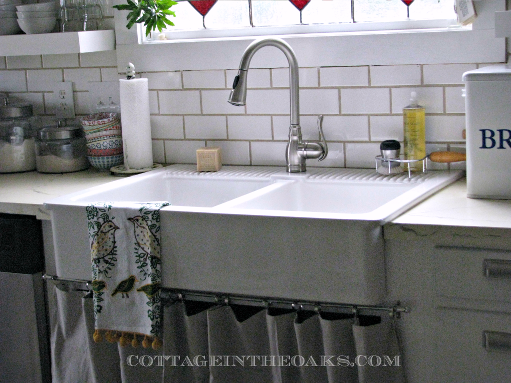 Farmhouse Sink Over The Counter Top This Is Definitely On My Shopping List