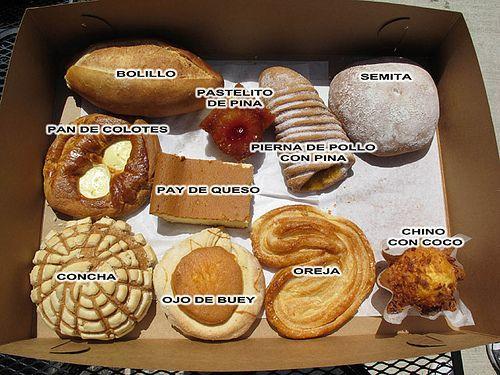 Portland Cheap Eats 2016 Map Pan De Dulce Recetas Mexicanas