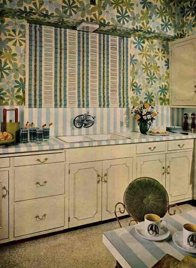 60s kitchen 1966