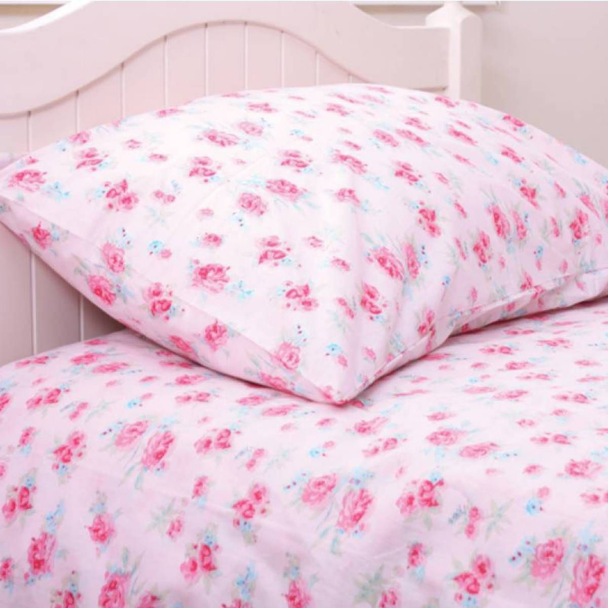 Baby girl cot bed bedding sets - Girls Rosie Cot Bed Duvet Set Http Www Babyface Uk