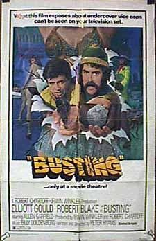 Watch Busting (1974) Movie Online Free - Iwannawatch.to