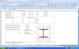 Structural Analysis & Design: Composite Steel Column Design to EC4