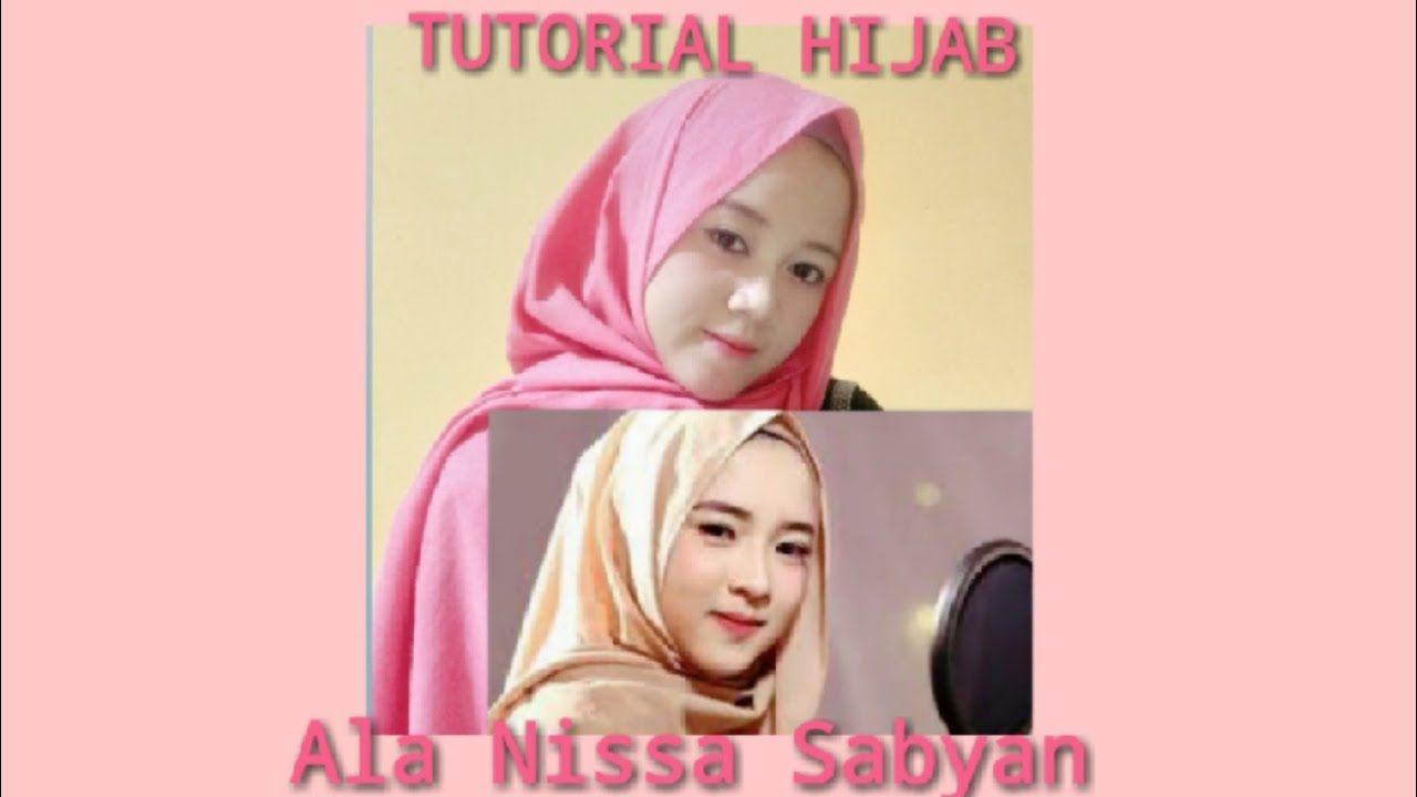 Tutorial Hijab Sabyan Gambus Gaya Hijab Hijab Lirik Lagu