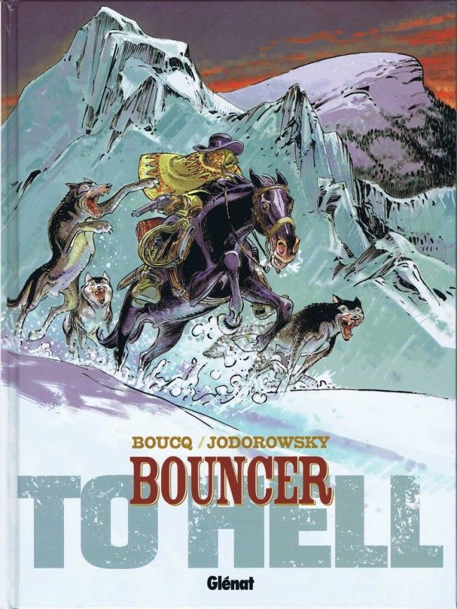 Bouncer -8- To hell  -  2012