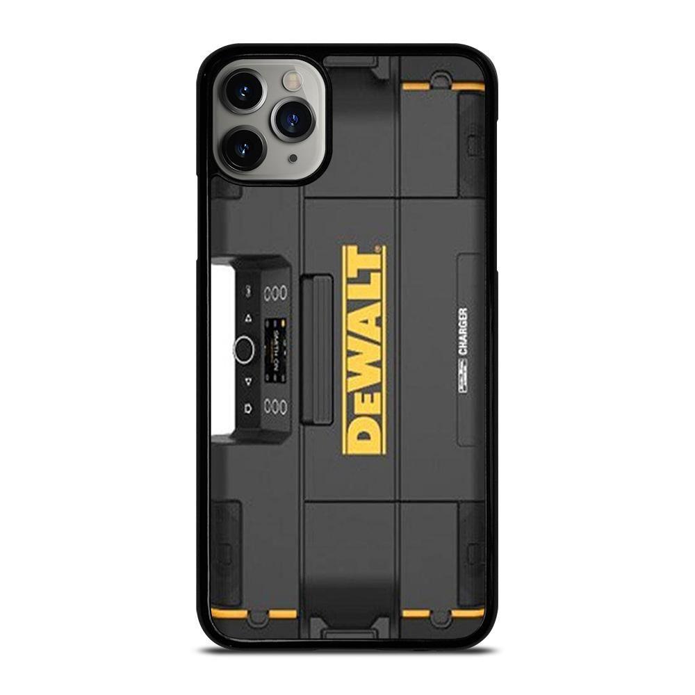 Dewalt toughsystem black iphone 11 pro max case in 2020