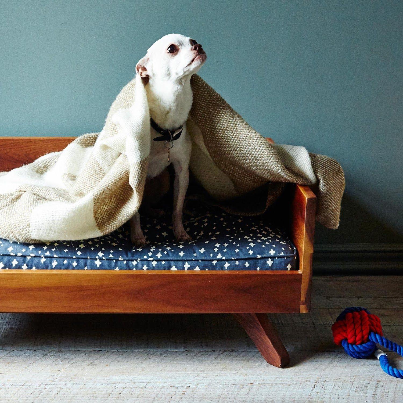 Mid Century Modern Dog Bed Dog Bed Pet Furniture