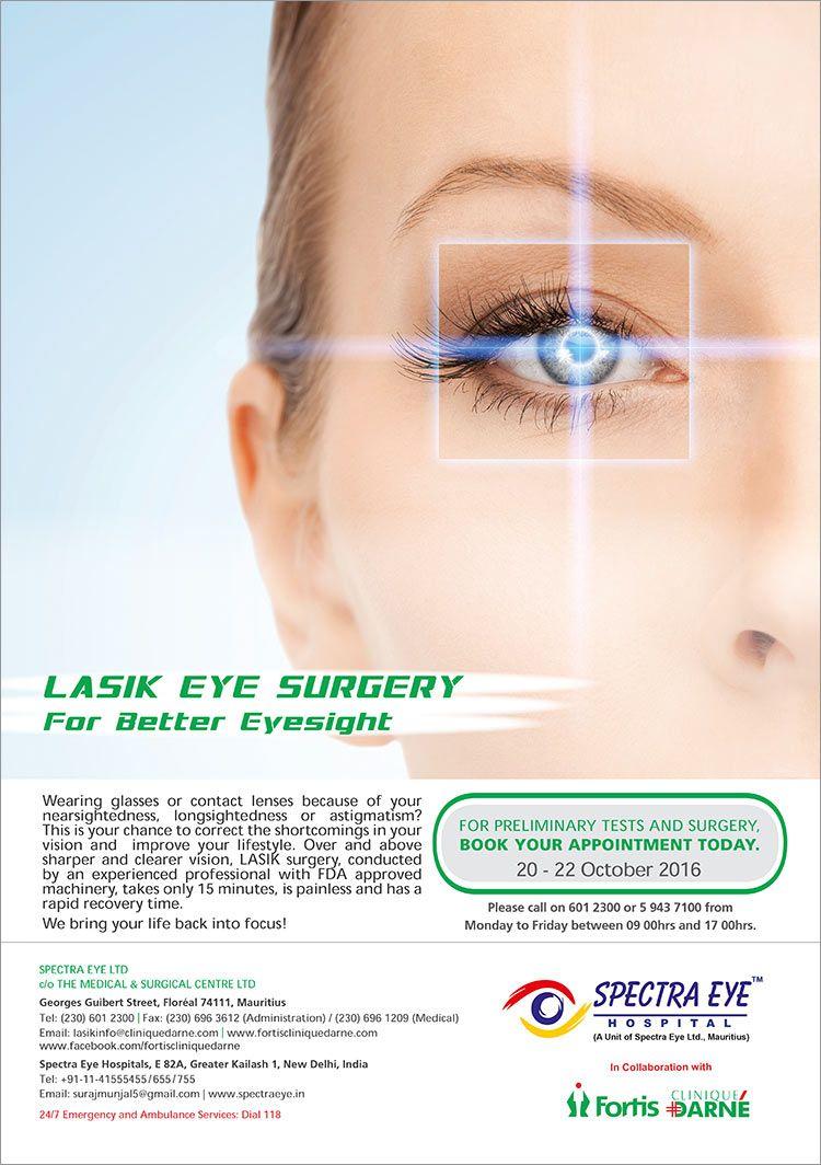 Definition of Lasik Vision Correction