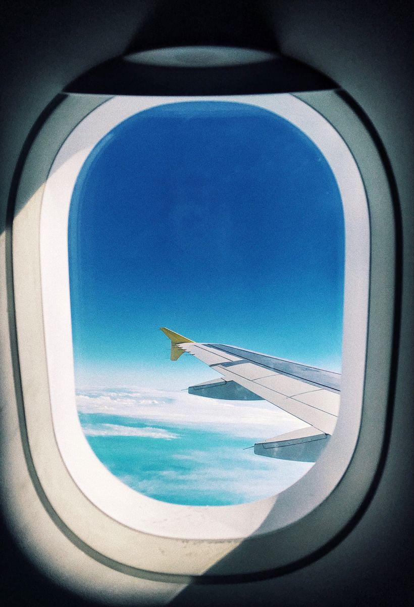 #travel #skyline #sky #airplaneview #travelphotography #travelinspo