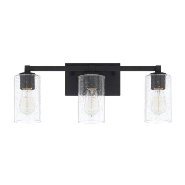 Mika Vanity Black Bathroom Light Fixtures Black Bathroom Light Bath Vanity Lighting