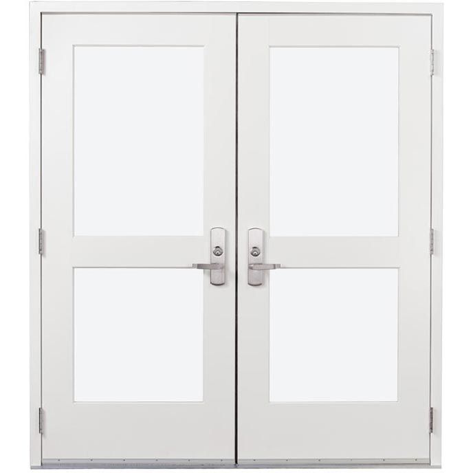 Marvin Commercial Doors Are Durable Constructed To Handle The