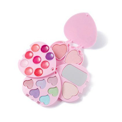 Primp for Valentine's Day with a Bling Sweets Heart-Shaped Makeup Kit