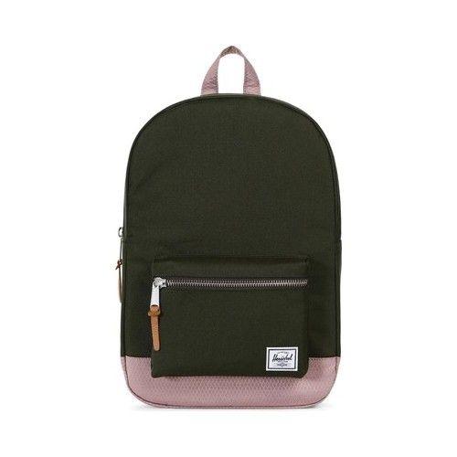 Herschel Supply Co. Settlement Backpack Mid Volume - Forest Night Ash Rose  Backpacks 01ce7a75da