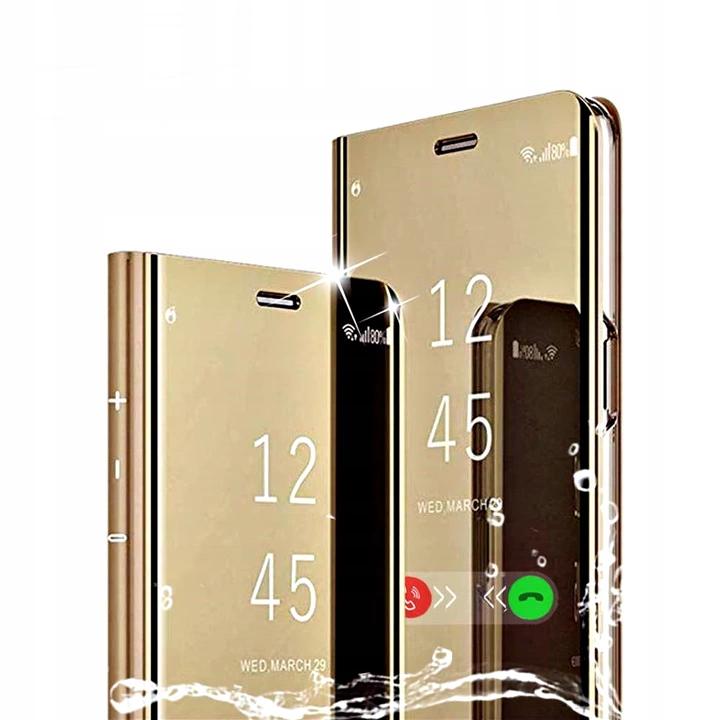 Etui Flip Clear View Do Samsung Galaxy A50 Rysik Samsung Galaxy Galaxy Samsung