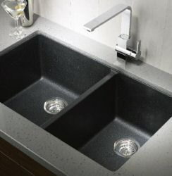 Wonderful Blanco Under Mount Sink