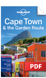 Cape Flats Northern Suburbs Cape Town The Garden Route Pdf