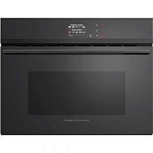 Buy Fisher & Paykel Series 9 OS60NDBB1 Steam Oven (81924) - Black Glass   Marks Electrical