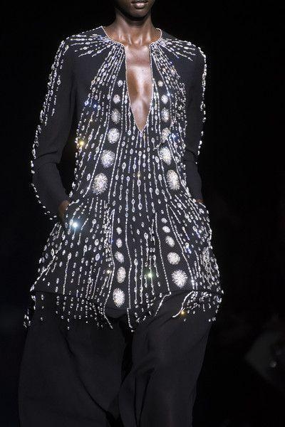 Givenchy at Paris Fashion Week Fall 2019