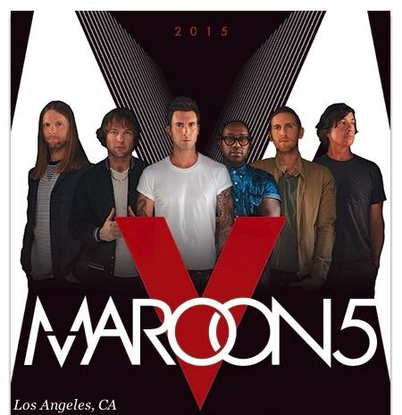 Maroon 5 Coming Socal Holding C Americanluxurylimousine Ello Maroon 5 New Shows Songs