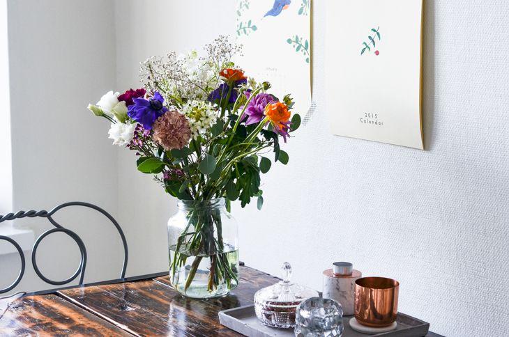 lovely flowers // photo by Katja Kokko