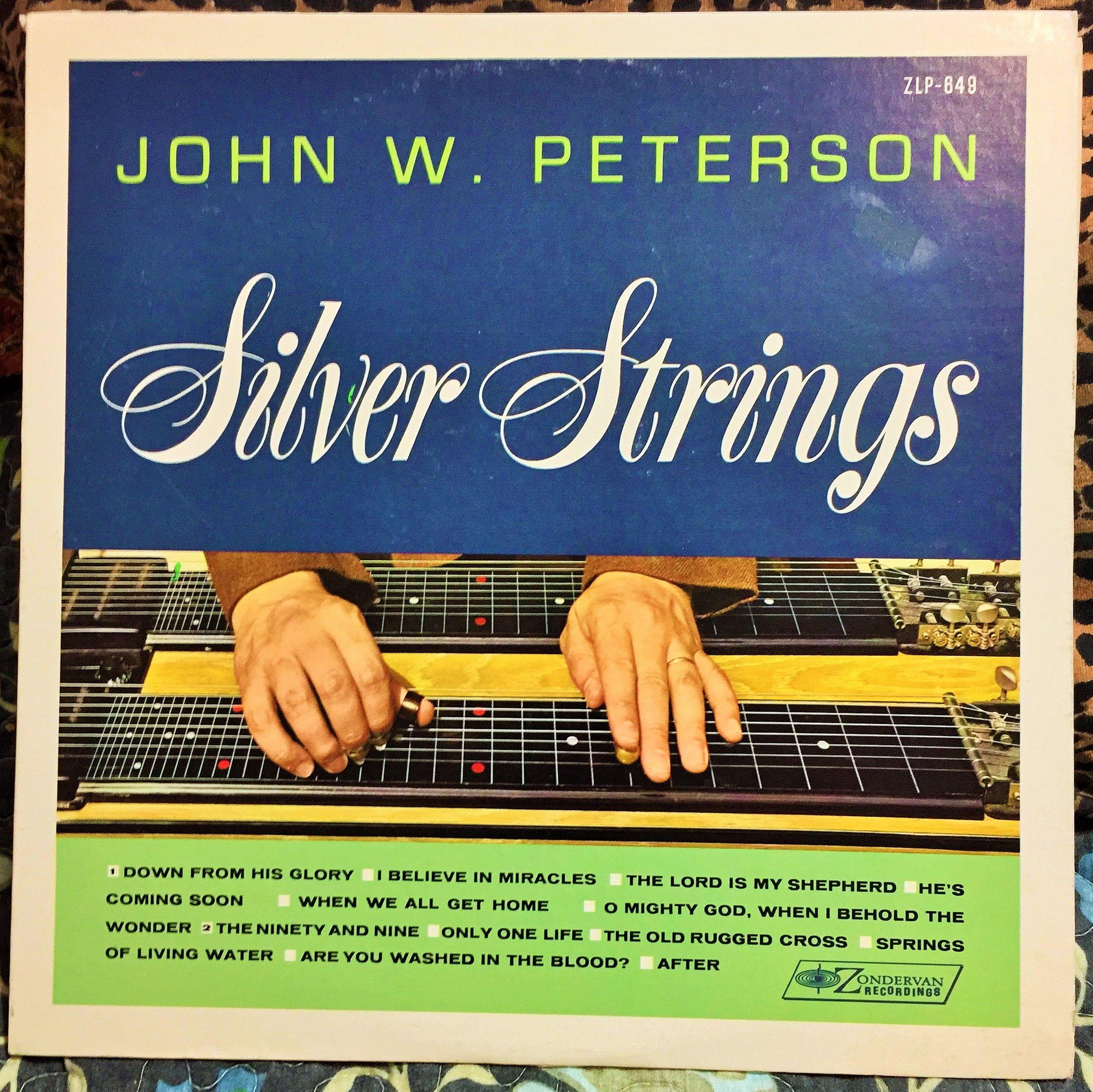 Silver Strings By John W. Peterson. -Grand Rapids