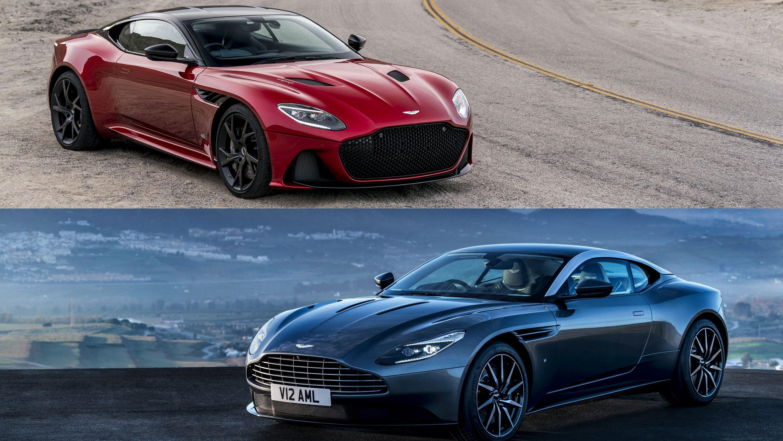 Aston Martin Dbs Superleggera Vs Db11 Amr Supercars Gallery