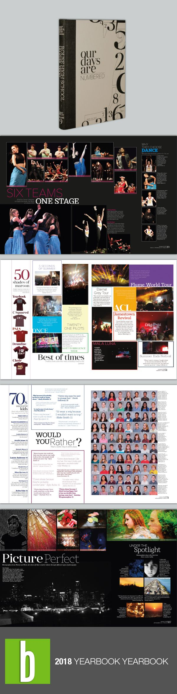 Replay rouse high school leander texas tms yearbook pinterest