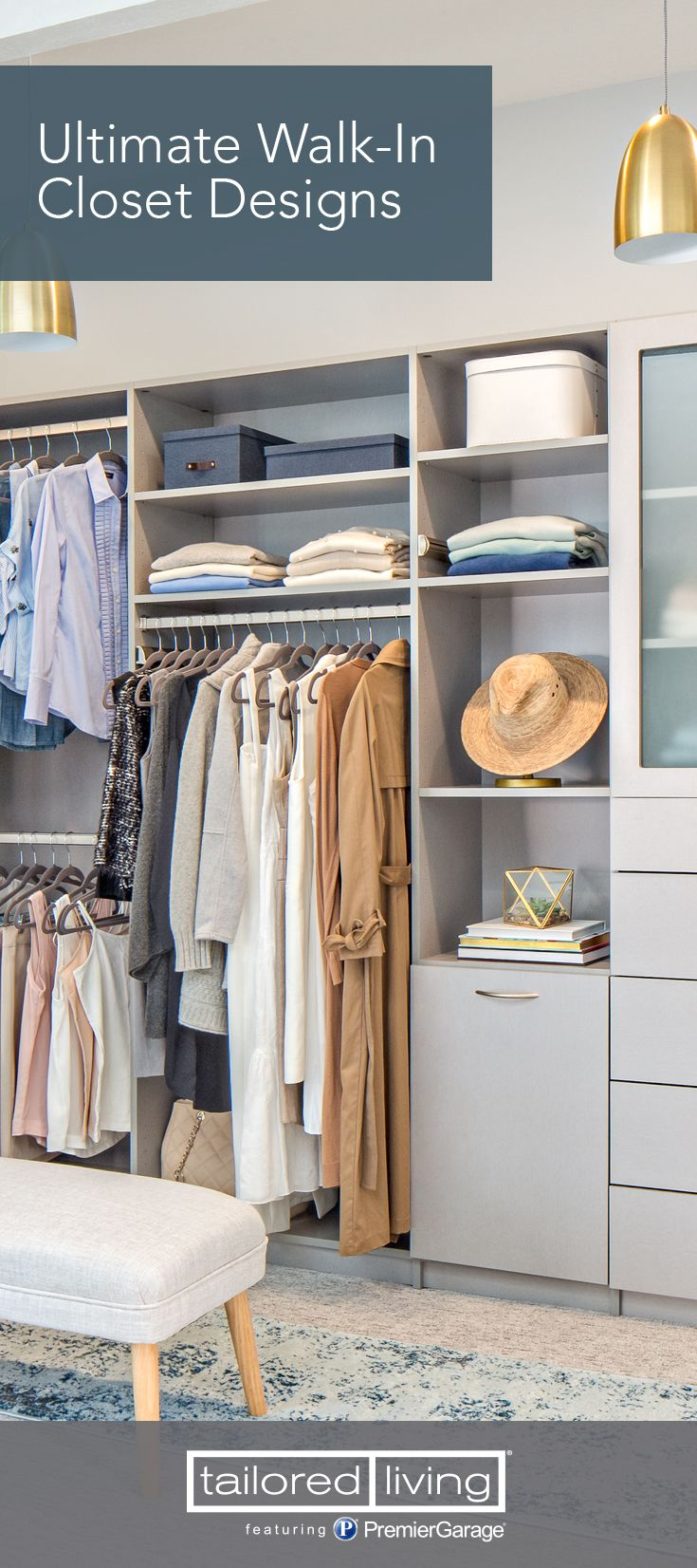 Maximize Your Storage With Stylish And Affordable Custom Closets. Request A  Free In Home Consultation Today And Ask About Our Special Savings.