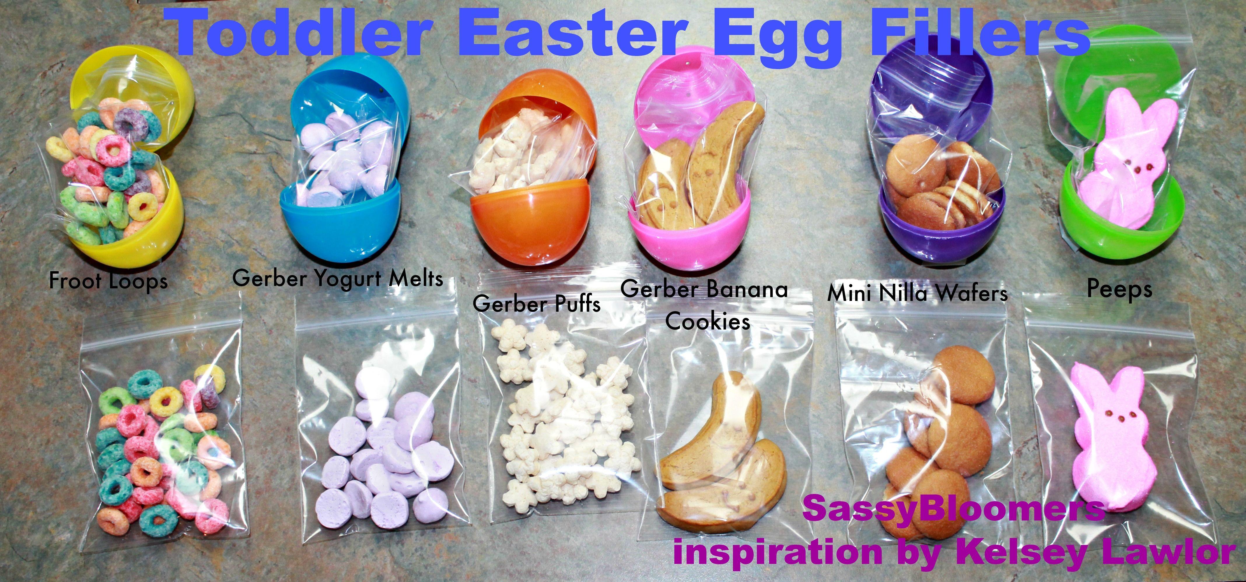 Toddler Easter Eggs Toddler Toddler Egg Fillers Easter Toddler Easter Ideas